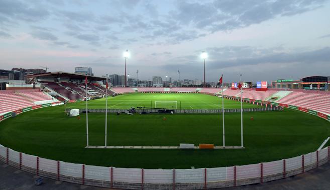 تحديد ملعب مباراة نهائي كأس المحترفين الإماراتي