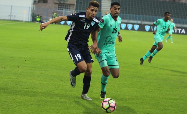 تعادل حتا والشباب سلبيًا في الدوري الإماراتي