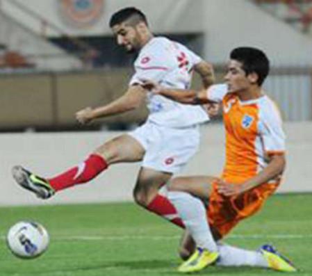 الكويت يأمل في استكمال الثلاثية أمام كاظمة