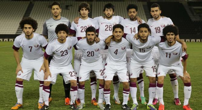 منتخب قطر الاولمبي