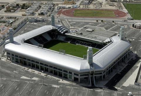 ملعب: استاد جاسم بنادي السد