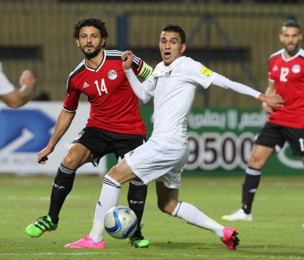 منتخب الأردن يهزم منتخب مصر بأسوان ويحصد فوزاً تاريخيا