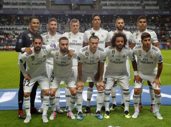 ddade760b فريق: ريال مدريد