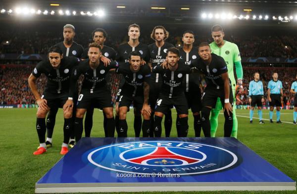 نادي باريس سان جيرمان