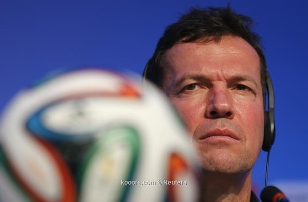 ماتيوس يطالب أنشيلوتي بالصرامة مع لاعبي بايرن ميونيخ ?i=reuters%2f2013-12-05%2f2013-12-05t140906z_1695115986_gm1e9c51pgv01_rtrmadp_3_soccer-world-draw_reuters