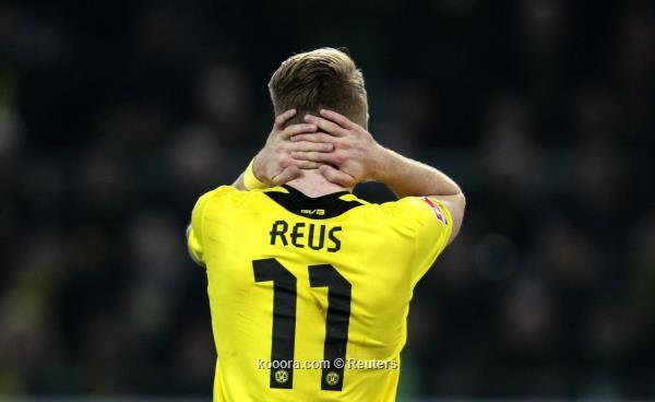 رسمياً.. رويس يجدد عقده مع دورتموند حتى 2019