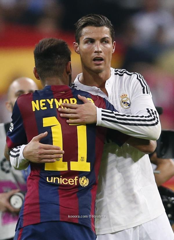 ريال مدريد يضرب عصفورين. . كريستيانو رونالدو ونيمار ?i=reuters%2f2014-10-25%2f2014-10-25t182152z_344493561_lr1eaap1f050k_rtrmadp_3_soccer-spain-clasico_reuters