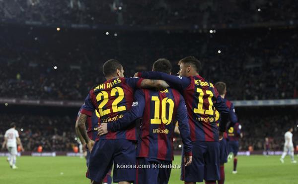 ليفربول يبدأ مفاوضاته مع مدافع برشلونة
