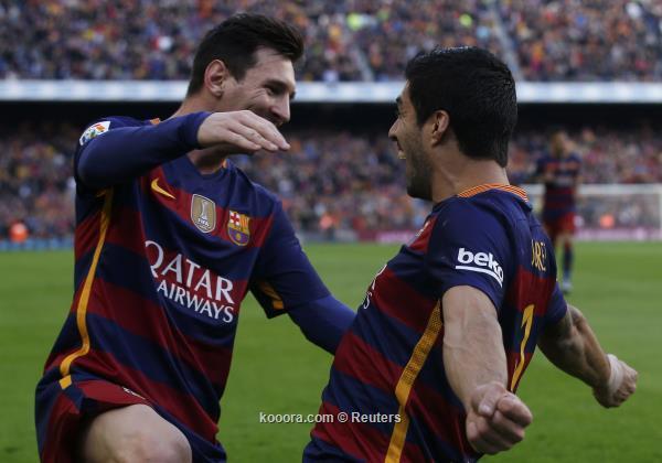 الدوري الاسباني : برشلونة يحقق فوز غالي على اتلتيكو مدريد ينفرد بالصدارة