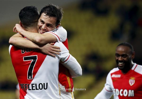 بطولة فرنسا : موناكو يعزز مركزه الثاني بفوزه علي باسيتا