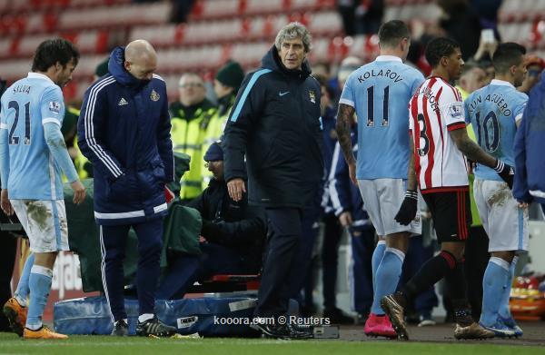 الدوري الانجليزي :مانشستر سيتي يدفع بالاعبين الشباب أمام تشيلسي