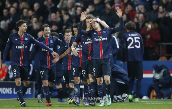 دوري الابطال : باريس سان جيرمان يهزم تشيلسي بدوري الأبطال<br />