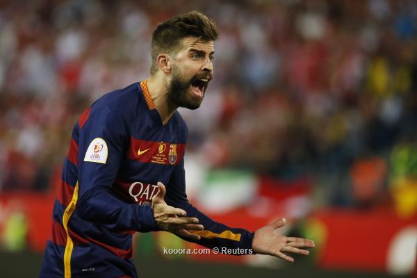 تصريحات بيكيه تفاجئ ريال مدريد.. والنادي يدرس التصعيد