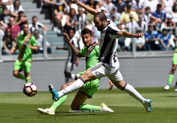 اهداف مباراة يوفنتوس وكروتوني 3-0 الاحد 21-05-2017 الدوري الايطالي