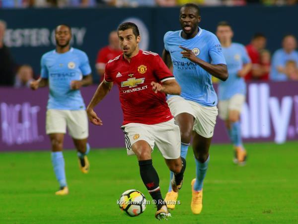 مخيتريان:أصبحت لاعبا آخر مع مانشستر يونايتد