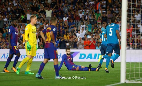 ريال مدريد يضيف كلاسيكو السوبر لسلسلة قياسية خيالية