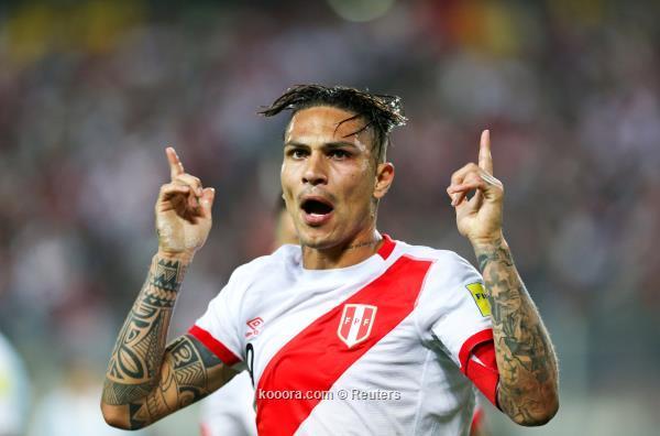الفيفا يحرم نجم بيرو من المشاركة بالمونديال