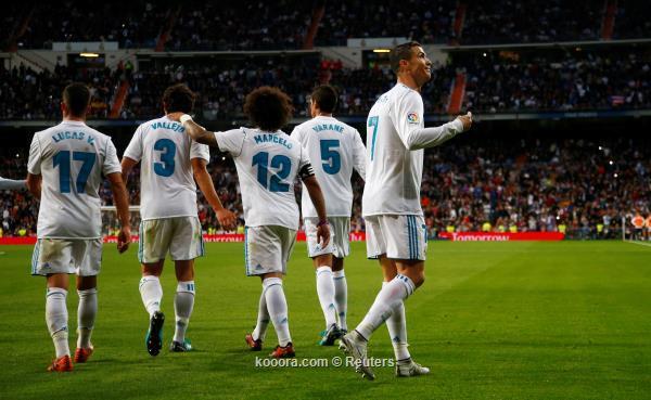 بالصور: ريال مدريد يستعيد الثقة بفوز صعب على مالاجا