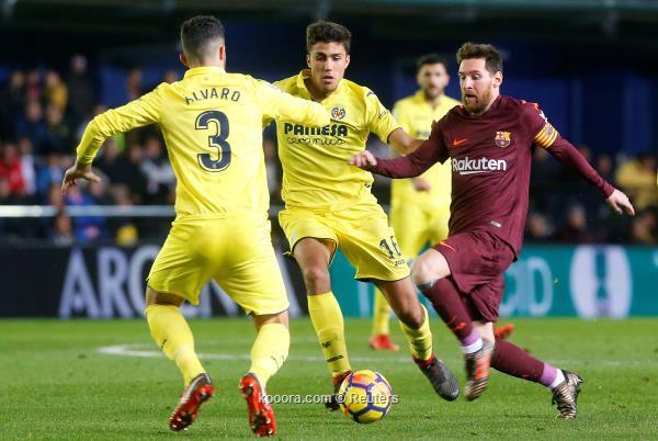 برشلونة يعود لطريق الانتصارات ويُغرق غواصات فياريال  ?i=reuters%2f2017-12-10%2f2017-12-10t210109z_371381220_rc1e8814f150_rtrmadp_3_soccer-spain-vil-fcb_reuters