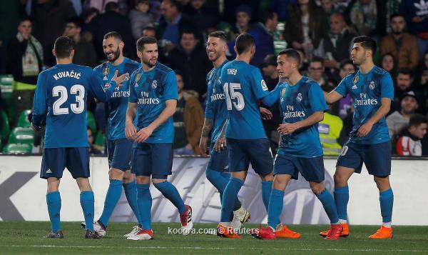 ضربة مارسيلو ومستقبل ريال مدريد الأبرز في خماسية بيتيس