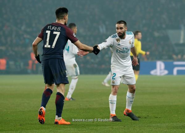 ريال مدريد يزيح جيرمان ويتأهل