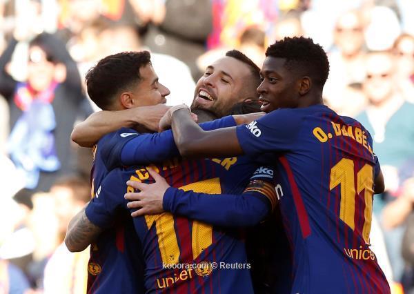 بالأرقام.. برشلونة يتسيد إسبانيا وأوروبا
