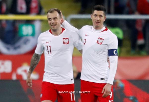 ليفاندوفسكي يتلافى خطأ الماضي قبل كأس العالم
