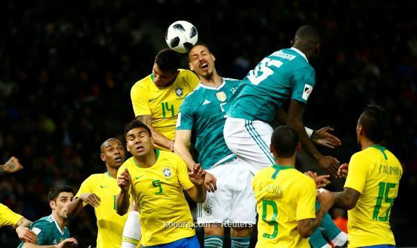 البرازيل تهزم ألمانيا دارها (أهداف+ملخص+المباراة