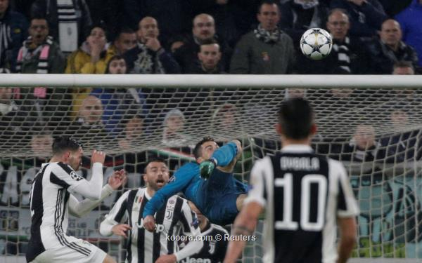 يوفنتوس يفكر في هجوم رباعي أمام ريال مدريد