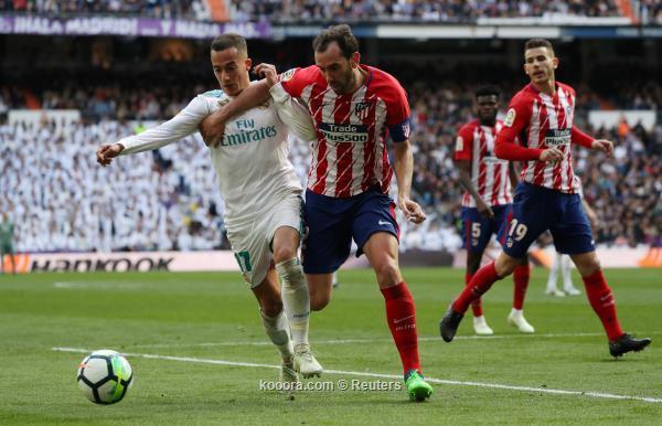 أتلتيكو يخطف التعادل أنياب ريال