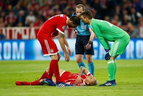 بايرن ميونخ يتأهل لنصف النهائي