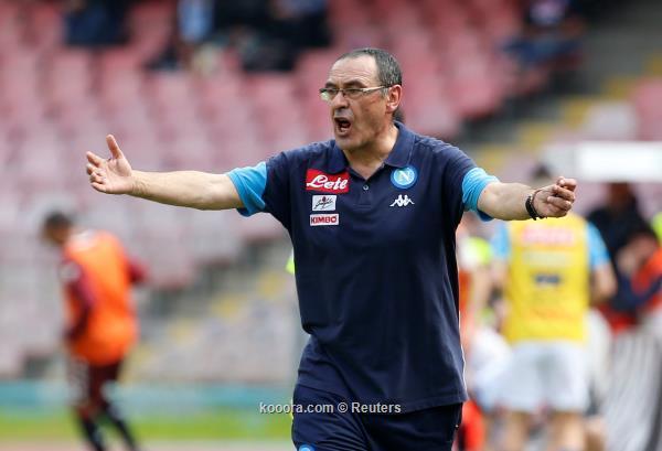 دي لورينتيس: ساري لم يحترم لاعبي نابولي