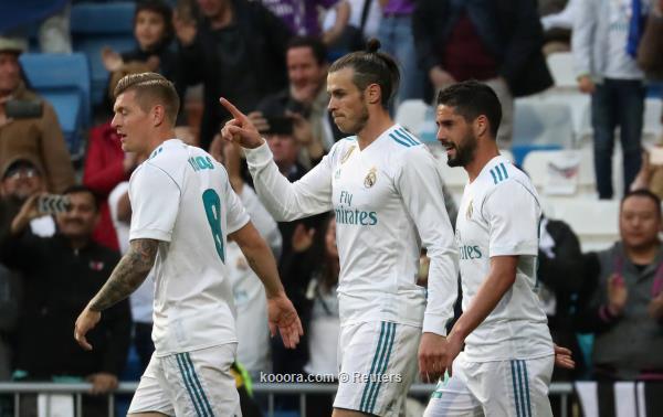 ريال مدريد ينهي نزهة سيلتا فيجو بسداسية