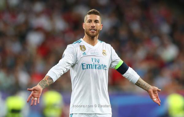 راموس يمزح مع فاسكيز بشأن الرحيل عن مدريد