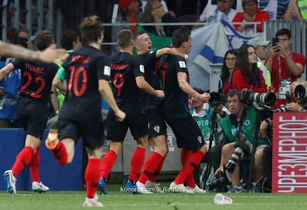 بالصور: كرواتيا تصعد للنهائي وتحول حلم إنجلترا إلى كابوس