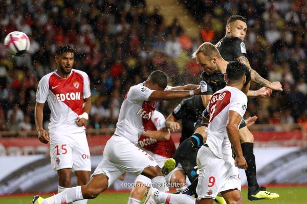 موناكو يتلقى ضربة موجعة مجددا