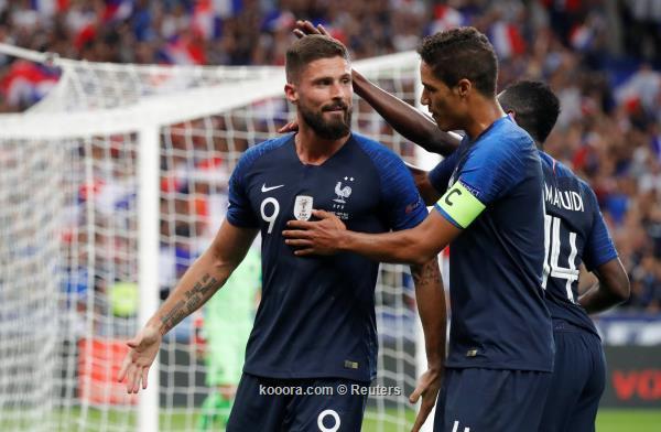 الاوربية (أهداف+ملخص المباراة) فرنسا تنتزع