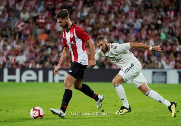 (الاهداف المباراة) ريال مدريد يتعثر