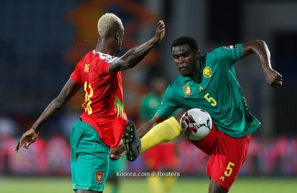 الكاميرون تبدأ حملة الدفاع عن العرش الأفريقي بالفوز على غينيا بيساو ! 28