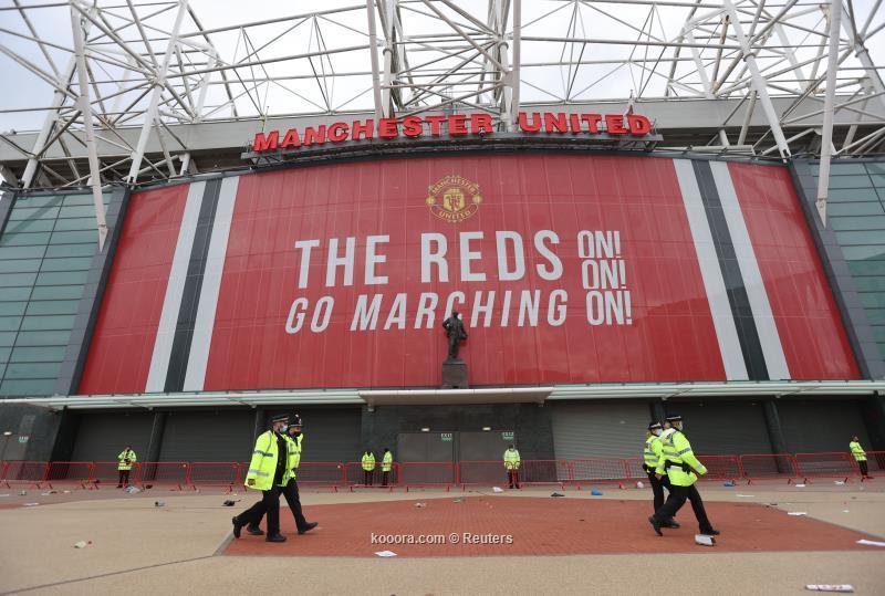 رسميًا.. تأجيل قمة مانشستر يونايتد وليفربول - منتديات درر ...