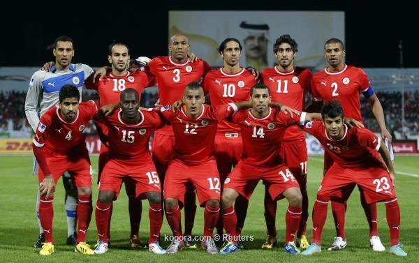 منتخب البحرين لخليجي منتخب البحرين