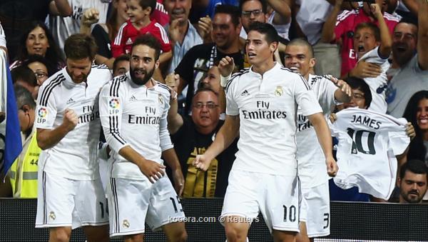 الويفا يُطلق تصنيفه الجديد وريال مدريد يحافظ الصدارة