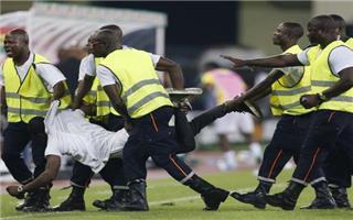 مدرب غانا مندهش أحداث نهائي أفريقيا