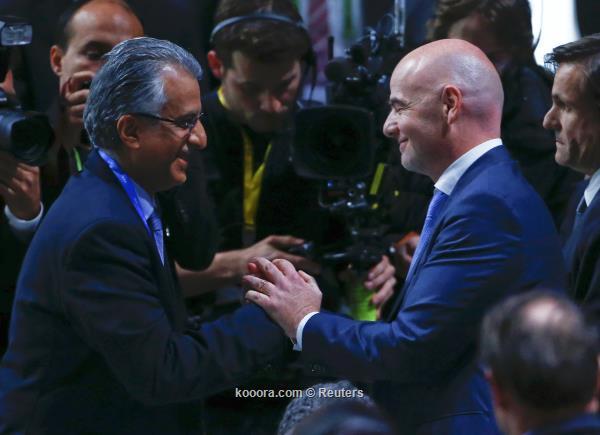 السويسري انفانتينو رئيسا جديدا للفيفا 2016-02-26t171915z_1