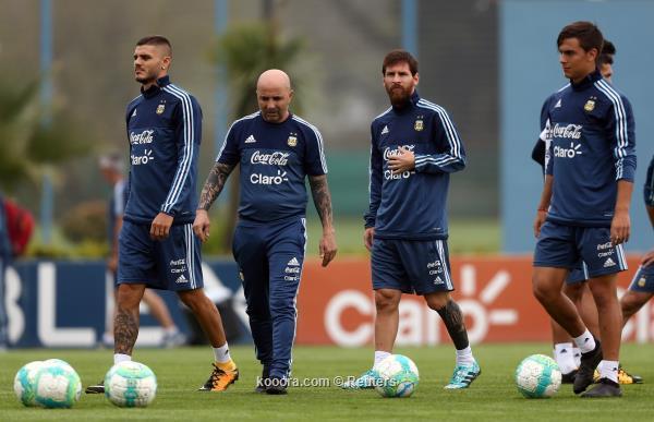 توقعات باستبعاد الأرجنتين المونديال