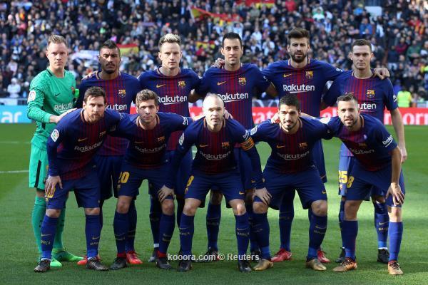 بالصور: برشلونة يقسو ريال مدريد