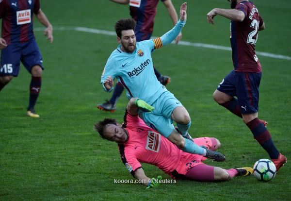 بالصور: برشلونة يعود لطريق الانتصارات بالصور: برشلونة يعود لطريق الانتصارات