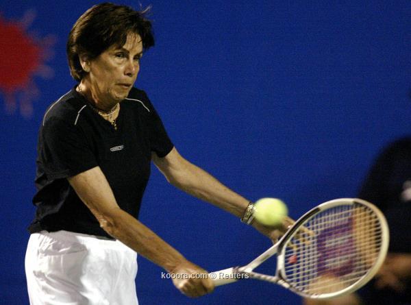 وفاة ماريا بوينو أسطورة التنس