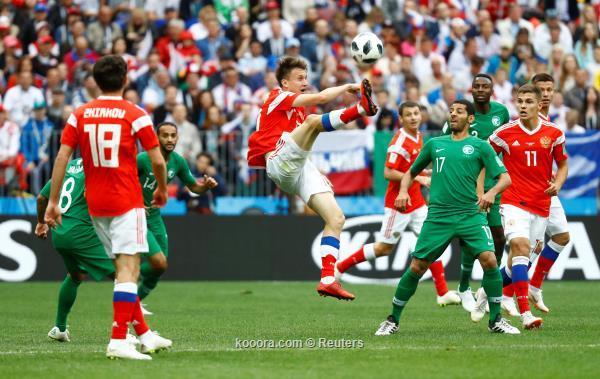 المونديال 2018-06-14t152847z_909759842_rc15a0dba6a0_rtrmadp_3_soccer-worldcup-rus-sau_reuters.jpg