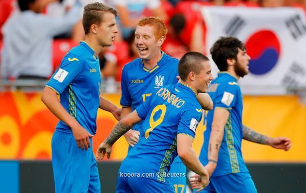 المنتخب الأوكراني بطلاً العالم للشباب